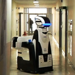 Mood Sensing Robot Prison Guards!