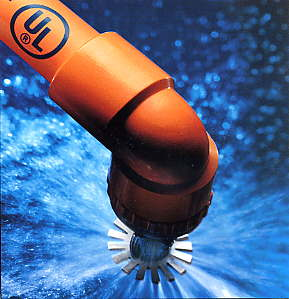 Blazemaster Sprinkler system